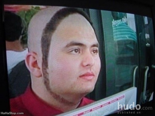 Amazing haircut