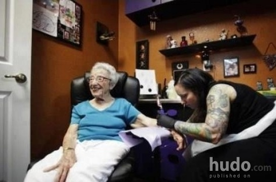 Tattoo for grandma