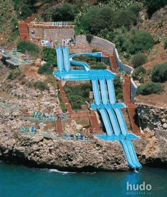 awesome 19 cool swimming pools with slides creativity