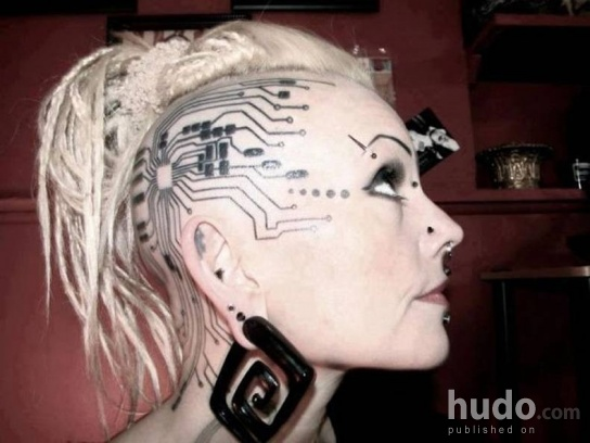 Is this the craziest tattoo ever?