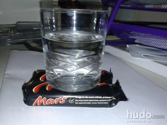 Yes, there is water on Mars