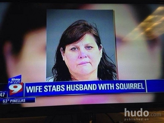 Is this the most bizarre attempted murder?